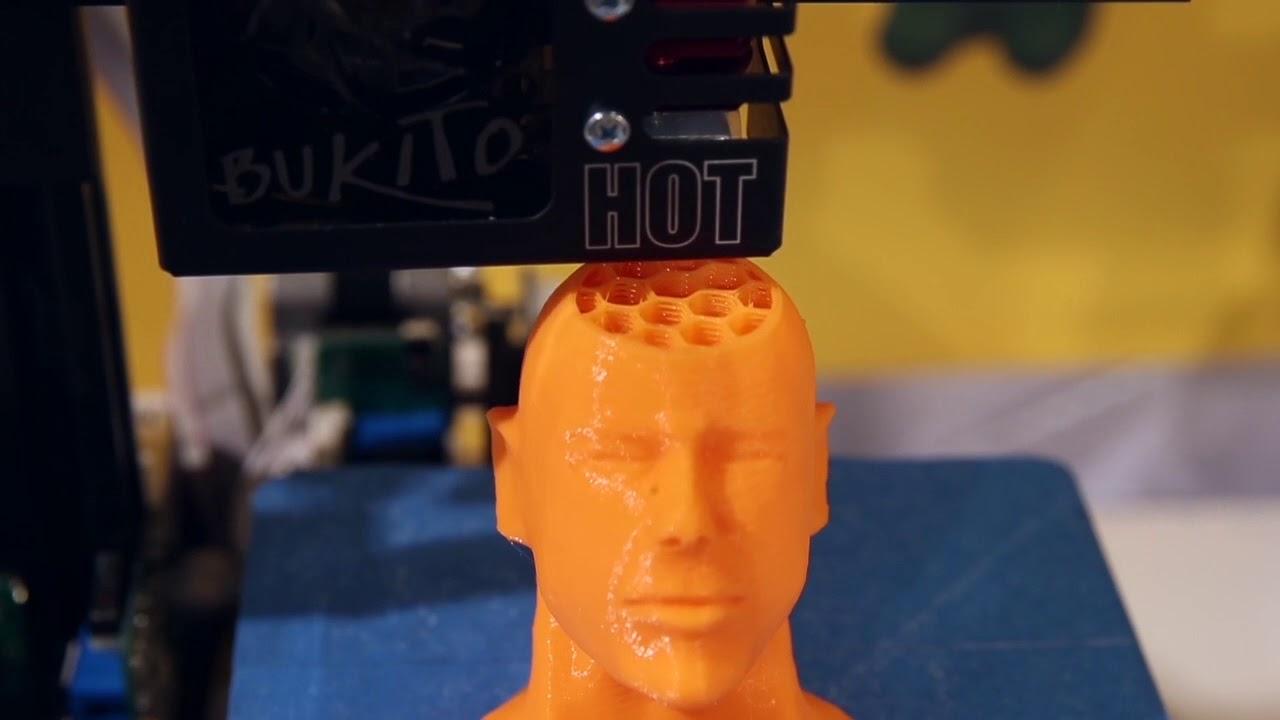 MicroFactory: миниатюрные боты, способные заменить 3D-принтер
