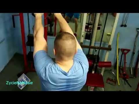 Strona grupy mięśni i ćwiczenia dla nich