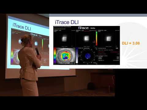 ASCRS 19 (6) - Dr. Martin at the iTrace Users Meeting