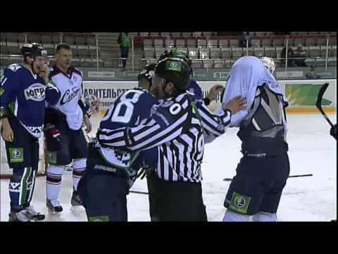Veli-Matti Savinainen vs. Vitaly Karamnov