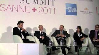 Carlos at the FT Luxury Summit 2011