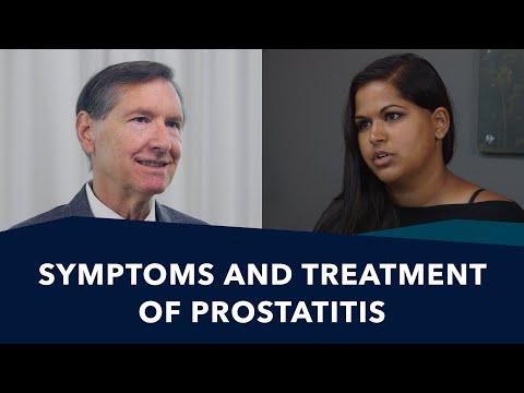 A prosztatagyulladás tünetei felnőtteknél