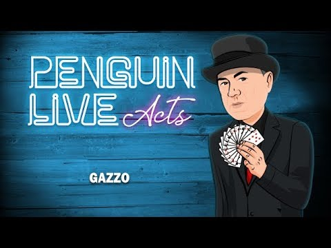 Penguin Live Lecture - Gazzo Act