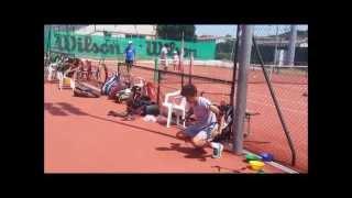 Tennis camp in Castiglione, italy 6, 7 June 2015