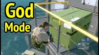 Achieving Immortality in Metal Gear Solid V: Phantom Pain (MGS5)