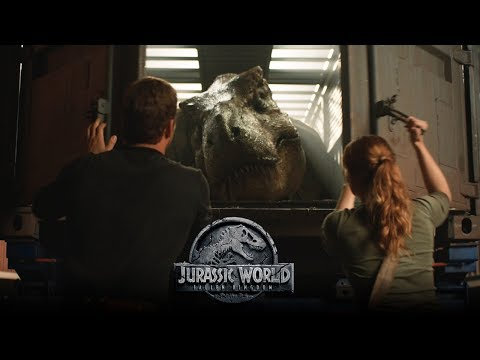 Jurassic World: Fallen Kingdom Sneak Peek 'Awesome'