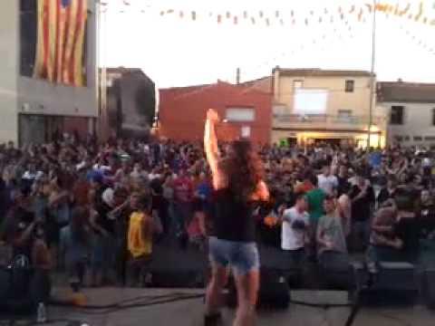 Mitjanit Festa major Vilamacolum
