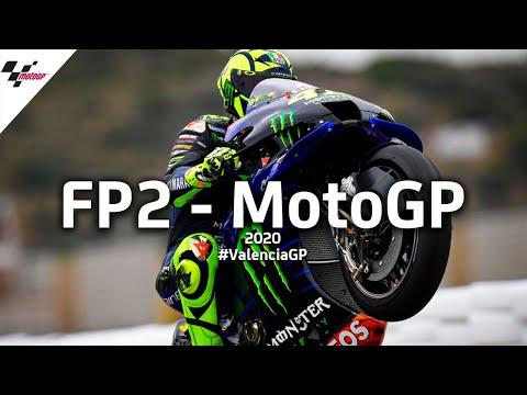 MotoGP バレンシアGP フリープラクティスの様子をまとめたハイライト動画