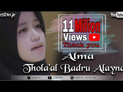 thola 39 al badru alayna cover by alma