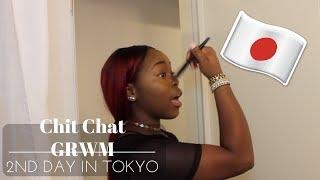 Chit Chat GRWM in Tokyo! | Being Black in Japan, Ramen Shops in Tokyo, My Experience!