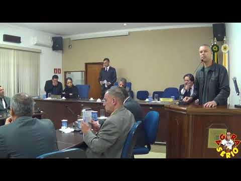 Tribuna Vereador de São Lourenço da Serra Zago dia 7 de Agosto de 2018