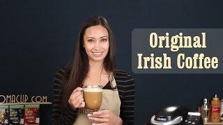 How To Make Original Irish Coffee | Keurig Coffee Recipes