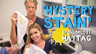 """Mystery Stain"" - Sponsored by Maytag"