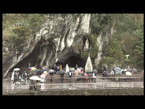 Chapelet à Lourdes du 11 novembre 2019