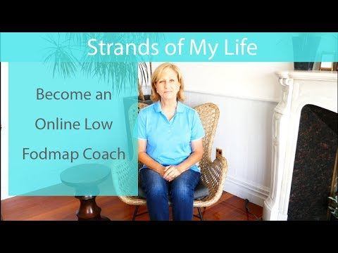 Become a 6-Figure Online Low Fodmap Coach