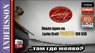 Lucky craft pointer ssr 100