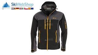 Kilpi, Hastar, hardshell ski-jas, heren, zwart