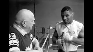 What Cus D'Amato taught Mike Tyson about discipline - Podcast Appearance Snippet #Shorts
