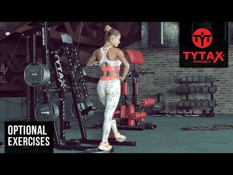TYTAX® M1 (Opt. GP) | Lever Standing Hip Adduction