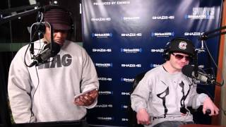 Friday Fire: Blind Fury Freestyles on Sway in the Morning