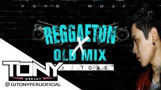 """REGGAETON OLD MIX """"X"""" - DJ TONY (La verdadera vieja escuela) Una hora con lo mejor del reggaeton!!"""
