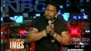 Aaron Neville - It's Alright (From Imus On MSNBC Thursday October 12, 2006)