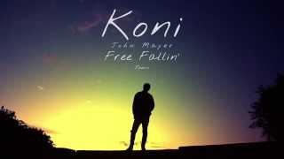 John Mayer   Free Fallin' (Koni Remix)