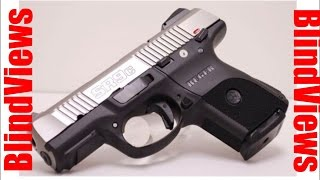 Fix Ruger SR9c light primer strikes and replace plastic parts