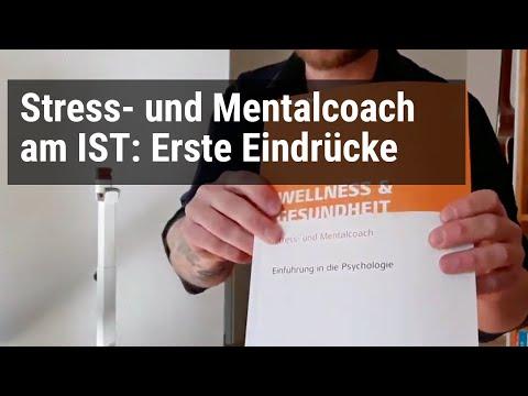 Coaching Fernstudium Stress- und Mentalcoach am IST-Studieninstitut: Meine Eindrücke und Erfahrungen
