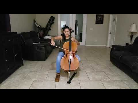 1st movement Schumann Cello Concerto