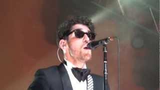 Chromeo Bonafied Lovin Live Montreal 2012 HD 1080P