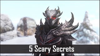 Skyrim: 5 Scary and Creepy Facts you May Have Missed in The Elder Scrolls 5 – Skyrim Secrets
