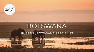 My travels in Botswana, 2016