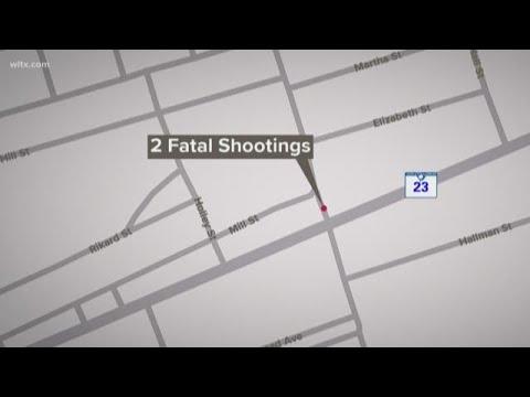 Two fatal shootings at home in Batesburg-Leesville
