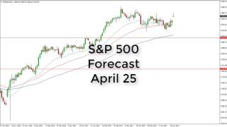 S&P500 Index S & P 500 Technical Analysis for April 25 2017 by FXEmpire.com