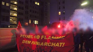 GERMANY - Video: Demonstration on the 25th of November
