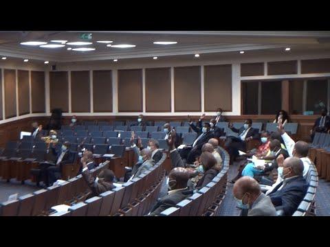Parlamento aprova relatórios pareceres de três propostas de Leis na especialidade