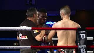 Bolaji Oki (Valon Team) vs Jerome Iannacci (Team Ait Naceur) - Fight & Dance 29 April 2018