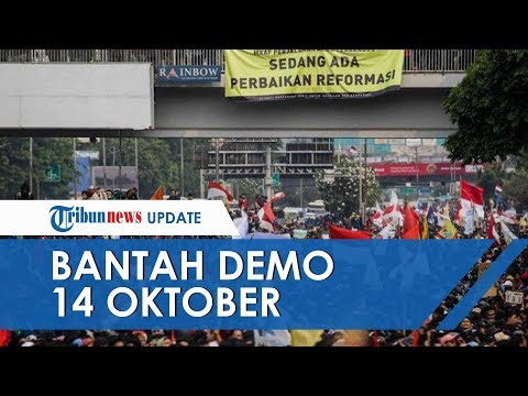 Beredar Pesan Berantai Mahasiswa Gelar Unjuk Rasa Lagi 14 Oktober, Korwil BEM SI dan Dema Membantah