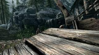 Skyrim Hidden Intro: The 'Over 60 FPS' Version