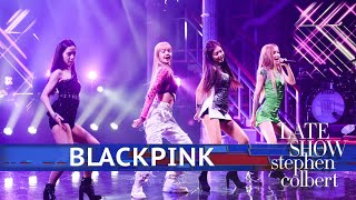 BLACKPINK Performs 'Ddu Du Ddu Du'