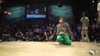 JINJO vs KNUCKLEHEAD CALI | 3on3 | HIP OPSESSION 2011