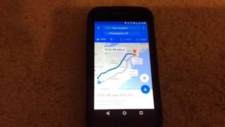 How to Avoid Tolls (Google Map) Android device