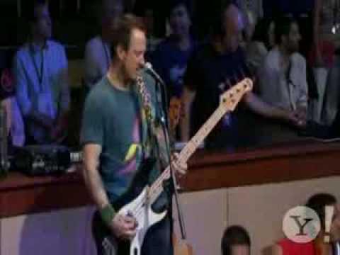Weezer - Automatic Yahoo Hootenanny