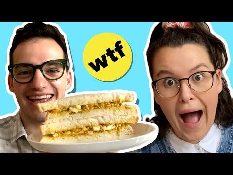 Arde sandvișuri cu grăsimi