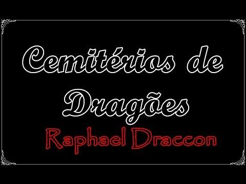 Cemitérios de Dragões (Legado Ranger 1), Raphael Draccon | Um Livro e Só