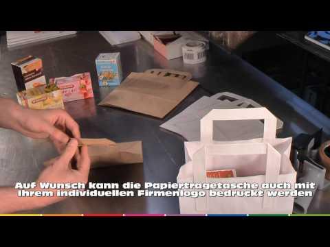 Papiertragetasche | www.nordpack.de