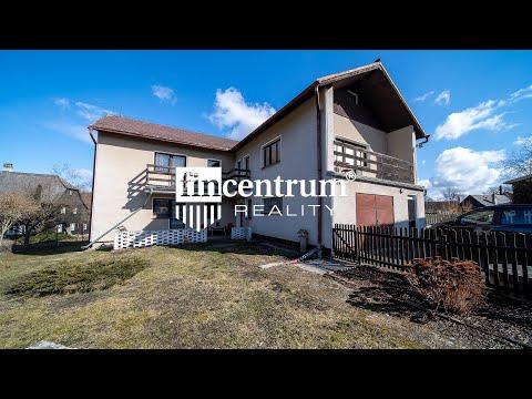 Prodej rodinného domu 260 m2 Nový Bor