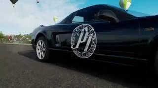 Forza Horizon 3: AJ Styles P1 Logo