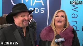 Trisha Yearwood Was 'Nervous' to Hear Garth Brooks' New Love Song to Her